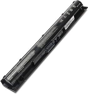YTech 4Cell KI04 Laptop Battery For HP Pavilion 14-ab000 14-ab006TU 15-ab000 15-ab038TX Series,HP HSTNN-LB6R HSTNN-LB6S/DB6T 800049-001 800010-421 K104 K1O4 TPN-Q158 TPN-Q159 TPN-Q160 TPN-Q161 KI04041
