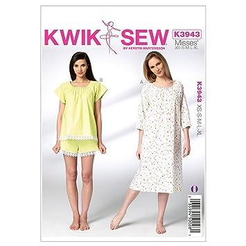 Kwik Sew Mustern K3943 Größe XS/Small/Medium/Large/Extra Große ...