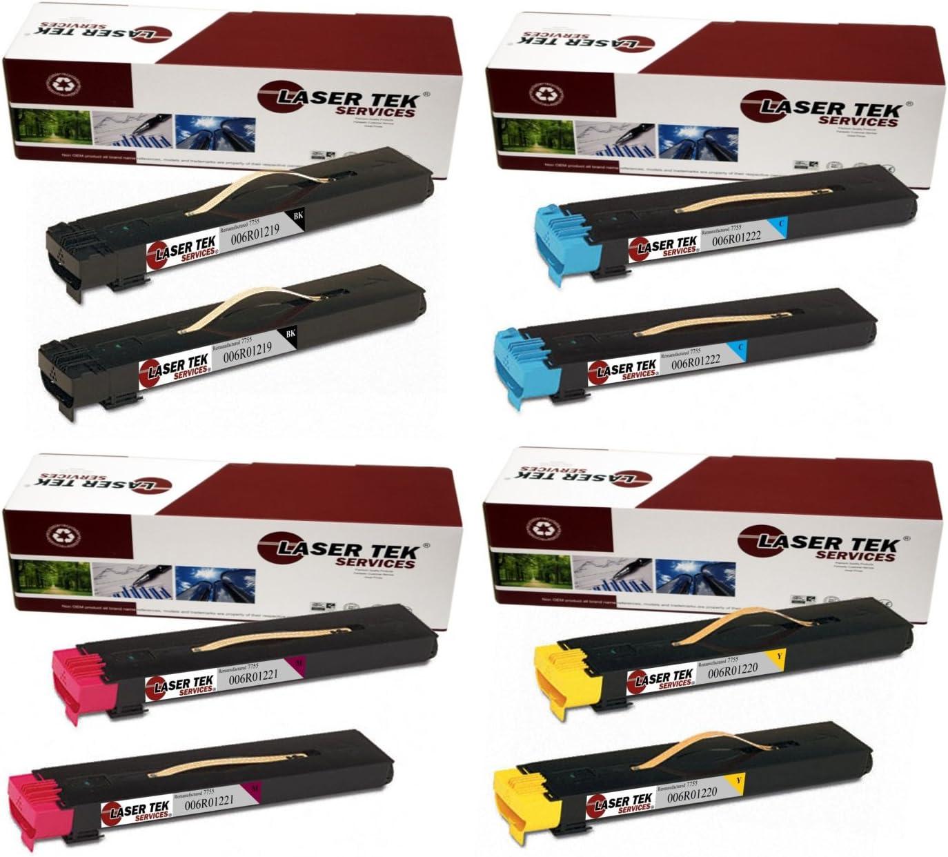 006R01219 Black, 3 Pack MS Imaging Supply Laser Toner Cartridge Cartridge Replacement for Xerox 6R1219