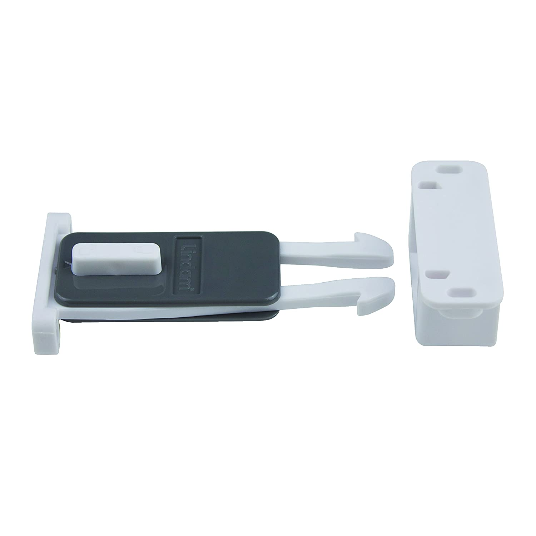 Lindam Xtra Guard - Pestillo doble de seguridad para cajones Munchkin - Lindam 051027