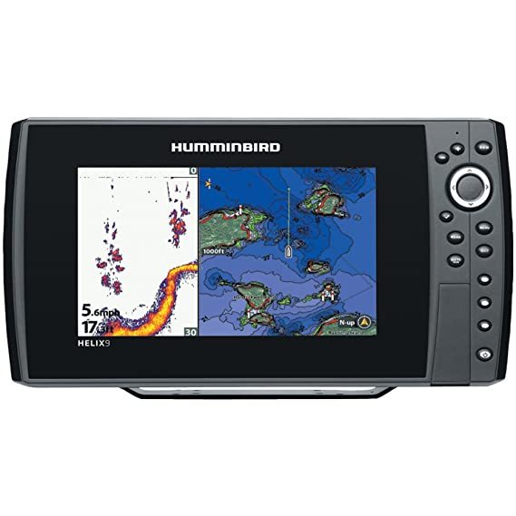 amazon com humminbird 409920 1 helix 9 sonar gps fishfinder cell