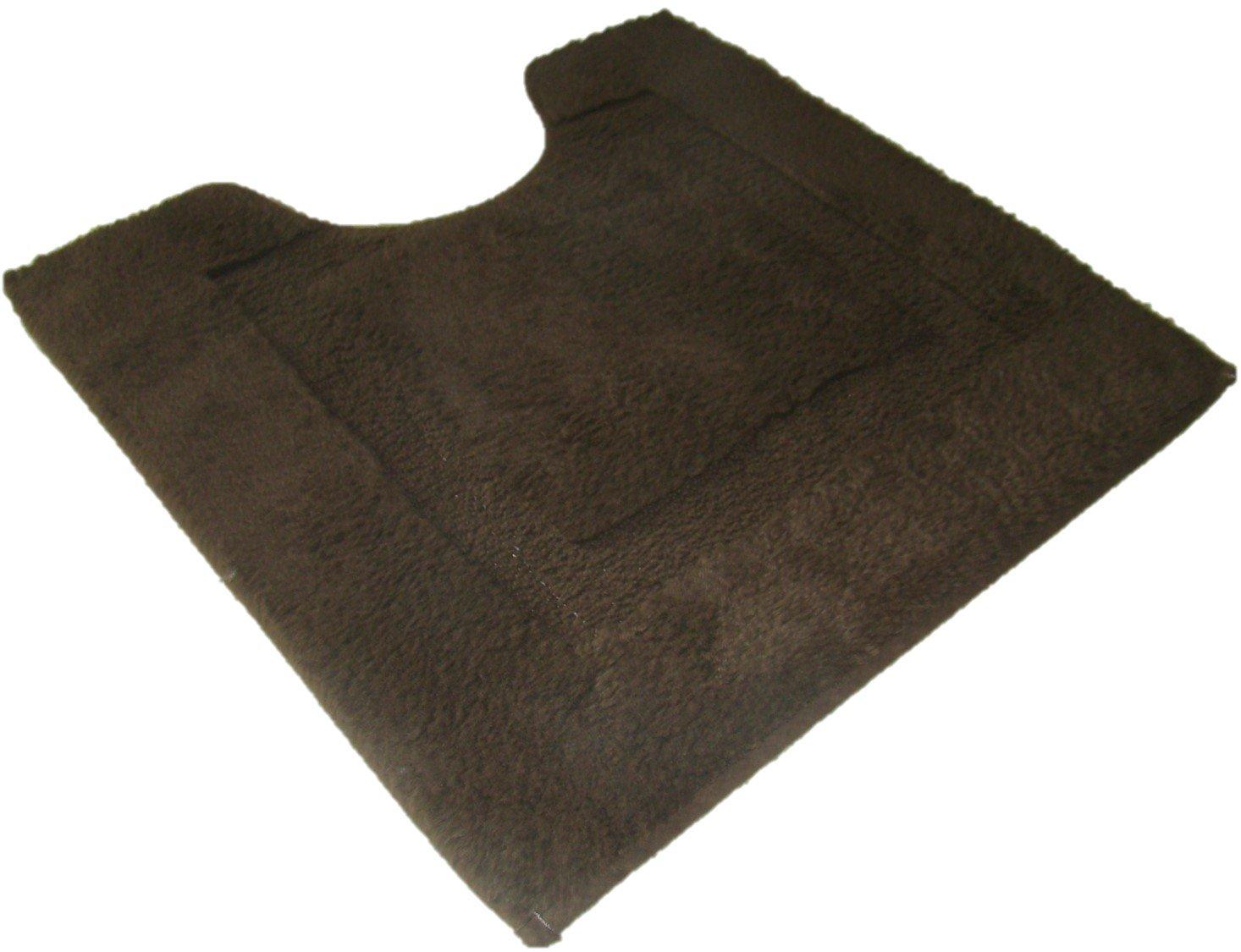 JEAN ALAN magbarwc Magic–Alfombra de baño (algodón, 60x 60cm, color marrón GUIMATEX