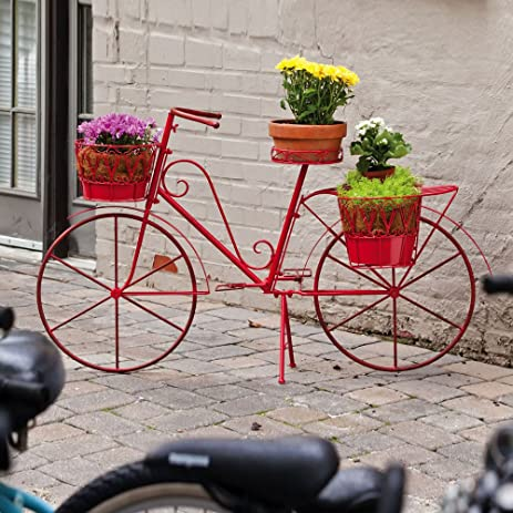 Great Bicycle Planter