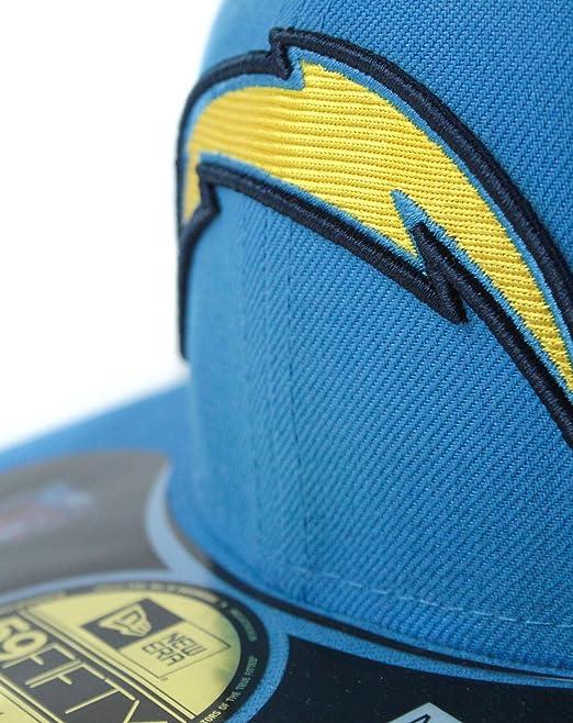 Amazon.com  New Era 59Fifty NFL San Diego Chargers Cap (7 1 8)  Clothing 2f58de73e