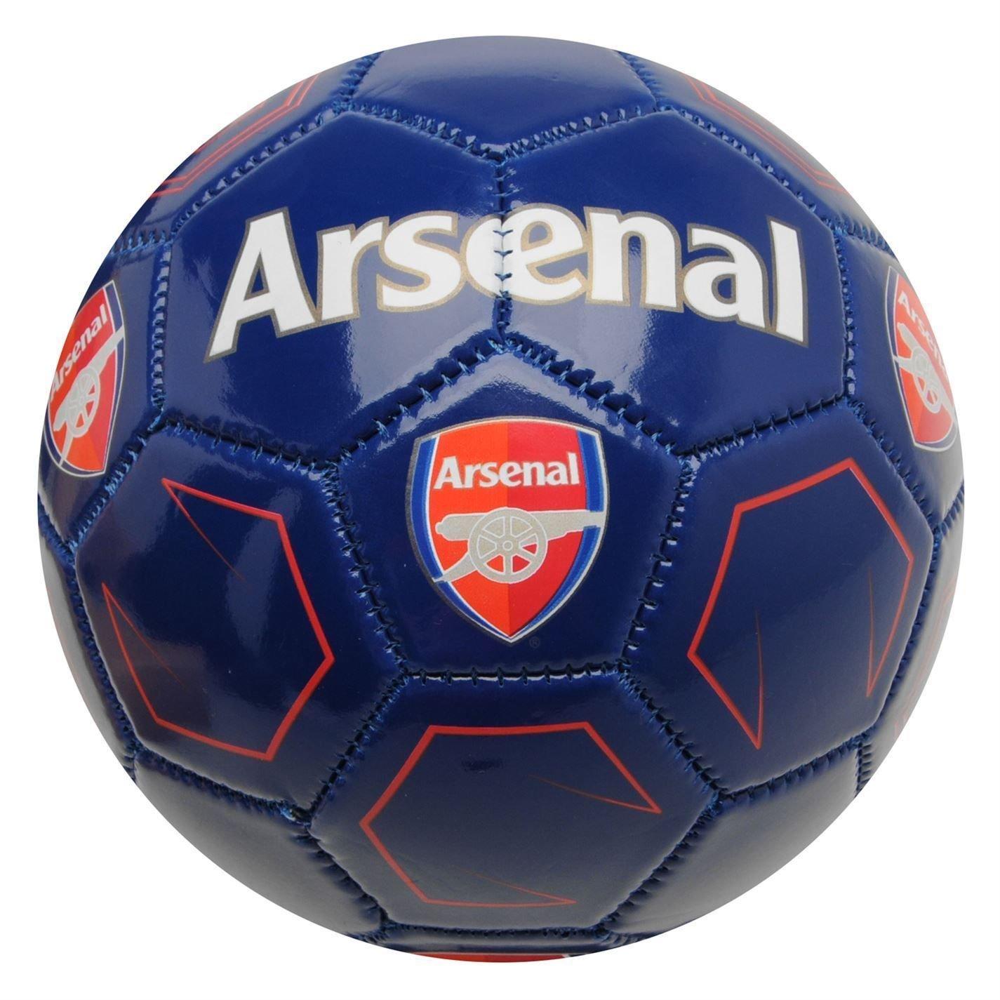 アーセナルFCチームFootball EPL Gunnersサッカーボールサイズ1 B010H6E5U2