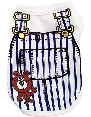 6f37ff65d8c6 Howstar Pet Shirts Super Cute Puppy Vest Tank Tops Dogs Summer Shirt Soft  Sweatshirt