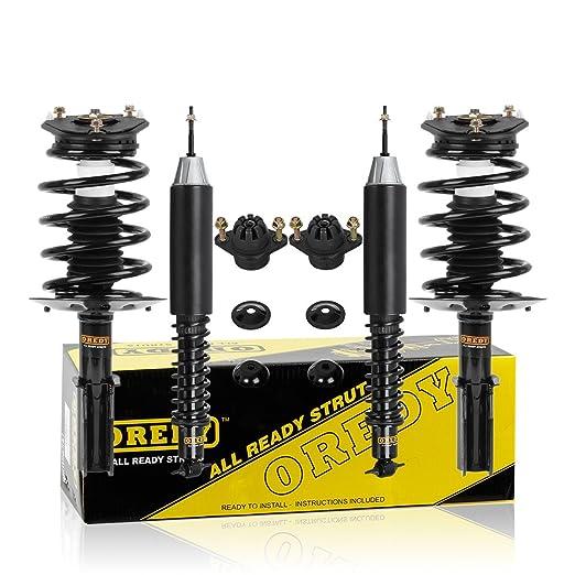 Monroe ma822 ak29 air shock absorbers install hose rear kit for.