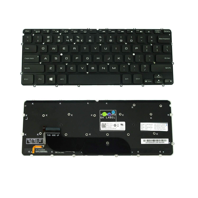 9360 9350 9343 Backlit Keyboard DKDXH Dell XPS 13