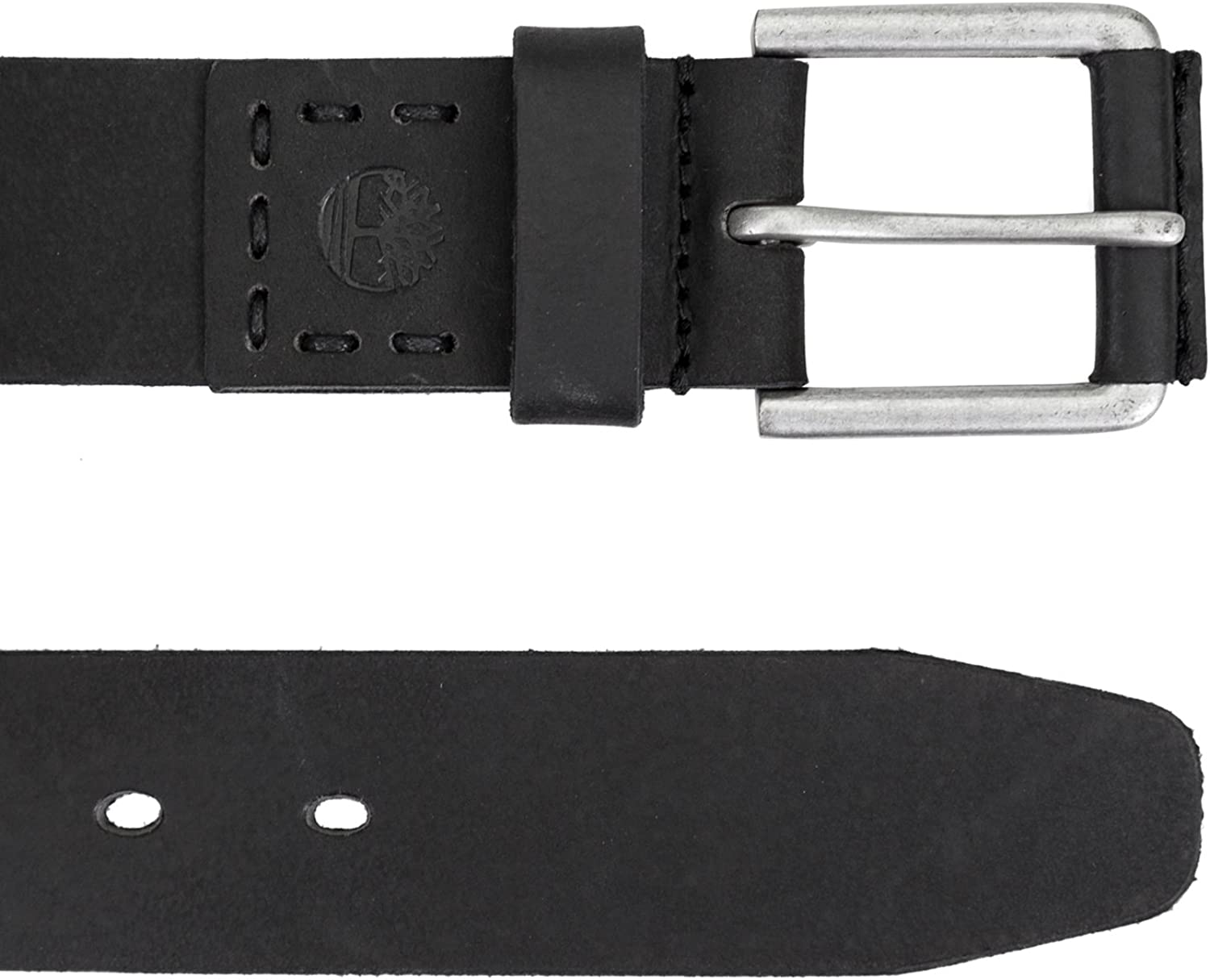 Timberland Mens Casual Leather Belt