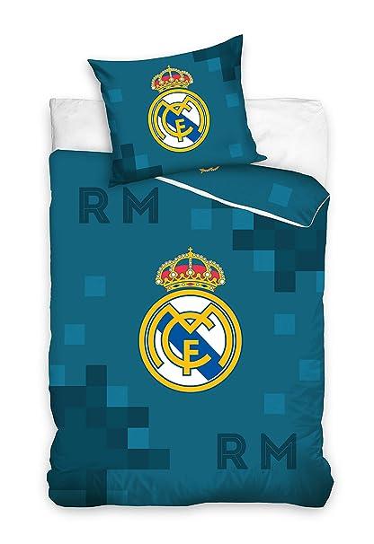 Ronaldo Fussball Bettwasche Real Madrid Football 135x200