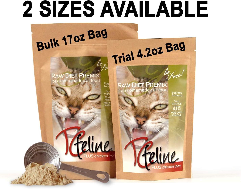 cat raw food diet vitamin supplements canada