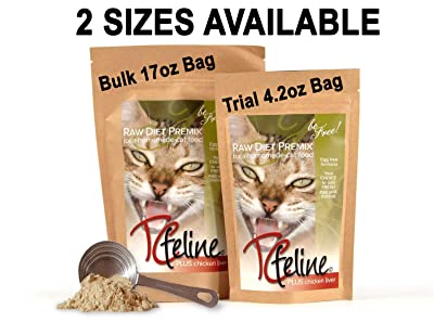 TCfeline Raw Cat Food