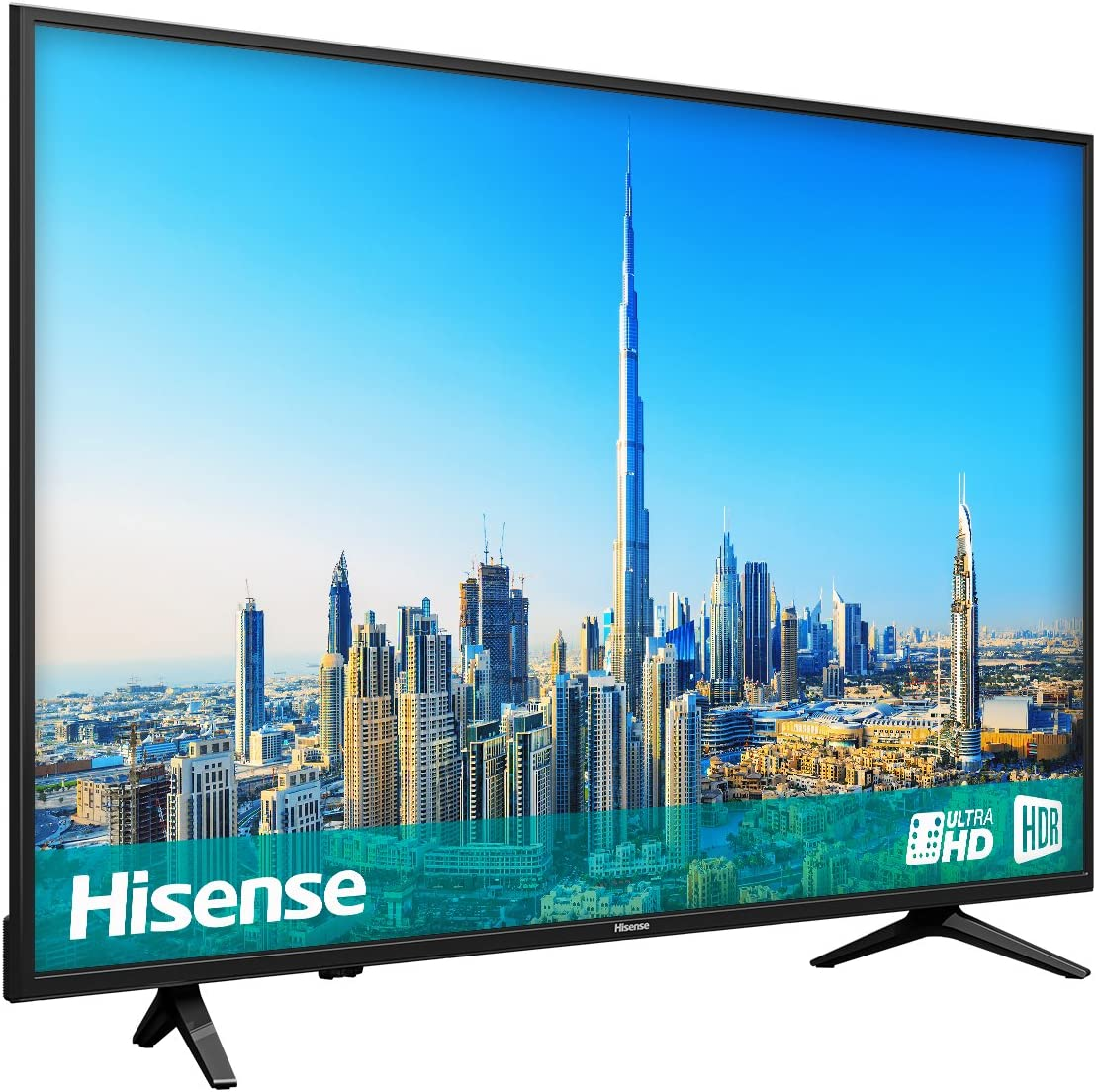Hisense 43-h 4k Ultra HD Smart TV - Negro: Amazon.es: Electrónica
