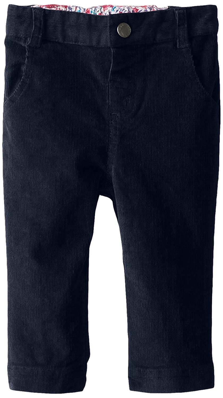 JoJo Maman Bebe Baby Girls' Cord Slim Fit Jeans Navy 18 24 Months D2302NAV