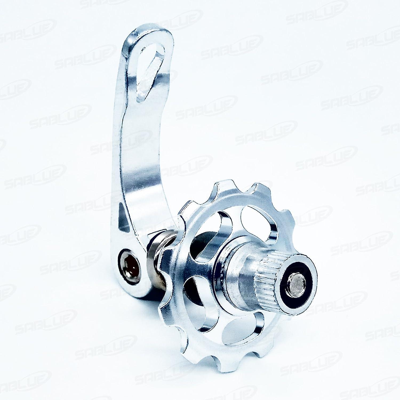 11t定鏈器 GH97546857 B078X9WC76 04-Silver 04-Silver