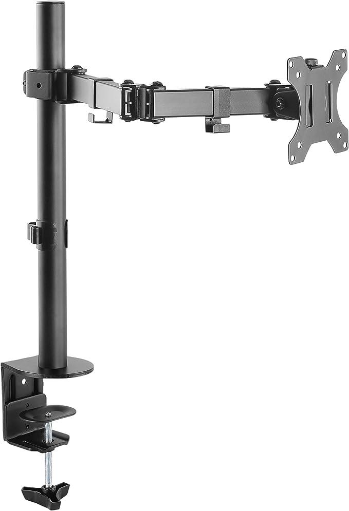 Ricoo Monitor Halterung Ständer Schwenkbar Neigbar Computer Zubehör