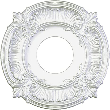 D Regal Gold Focal Point 81012D 12-Inch Acanthus Medallion 12-Inch by 12-Inch by 1//2-Inch Focal Finish