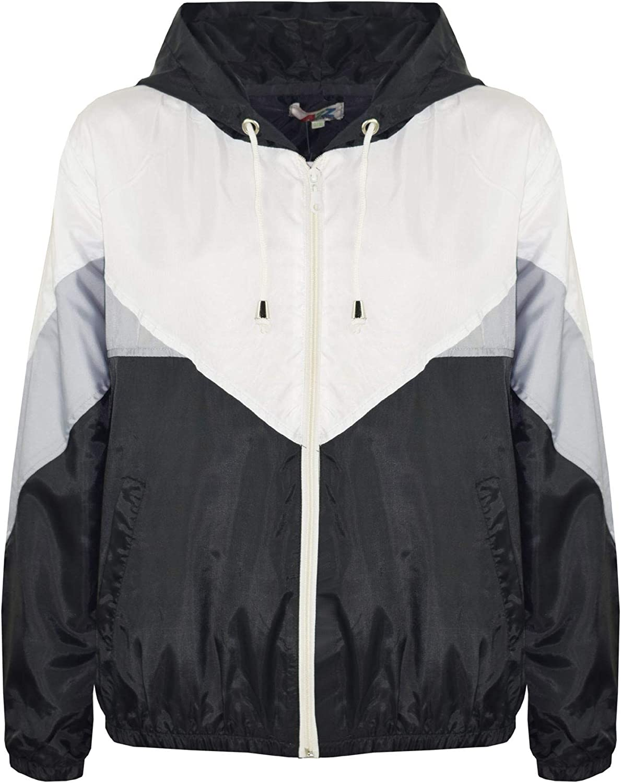 Beide Baby Boys Girls Windbreaker Jacket Lightweight Hoodie Coat