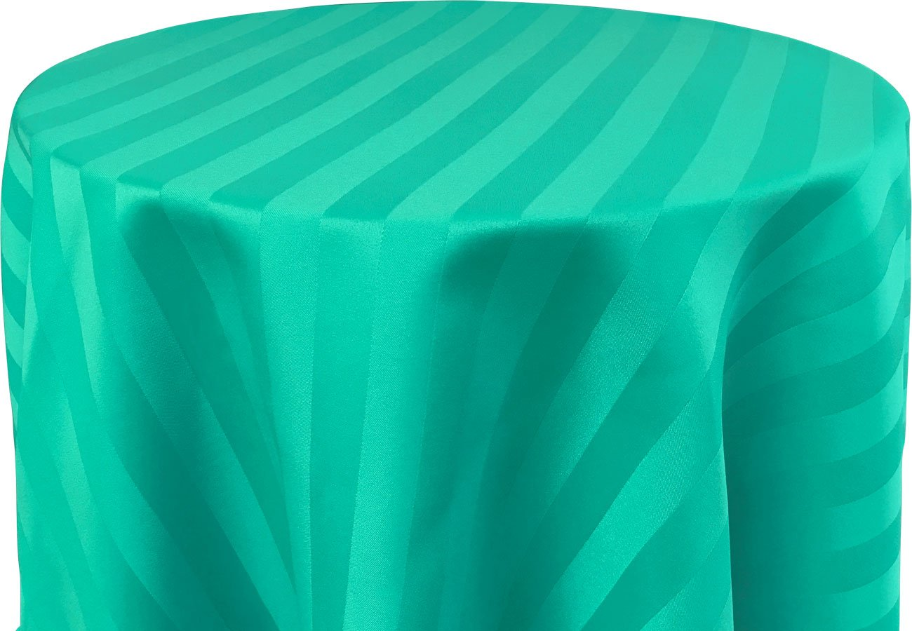 Bright Settings Fabric Sample - Polystripe-Acid Green