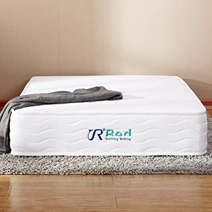 twin size mattress.  Twin Sunrising Bedding 8 Inch Natural Latex Mattress U0026 Independently Encased  Coils Innerspring Hybrid Twin Size With