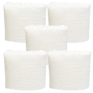 UpStart Battery 5-Pack Replacement Vicks WF2 Humidifier Filter - Compatible Vicks WF2 Air Filter