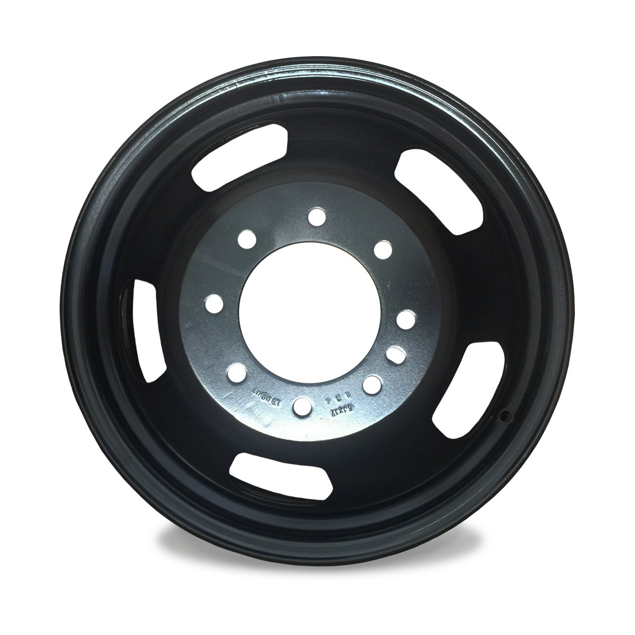 NEW 17''X6'' DODGE RAM 3500 SUPER DUTY DUALLY DRW OEM Quality Steel Wheel Rim 8 Lug 2191 2003 2004 2005 2006 2007 2008 2009 2010 2012 2013 2014 2015 2016 2017
