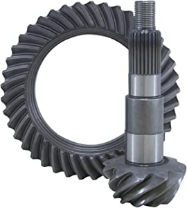 Yukon Gear & Axle (YG D30R-456R) High Performance Ring & Pinion Gear Set for Dana 30 Reverse Rotation Differential