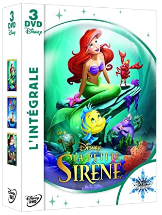La Petite Sirène - Trilogie [Francia] [DVD]: Amazon.es: John ...