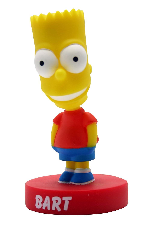 Figura de Bart con cabezón balanceante (15 cm) https://amzn.to/2VDmpnX