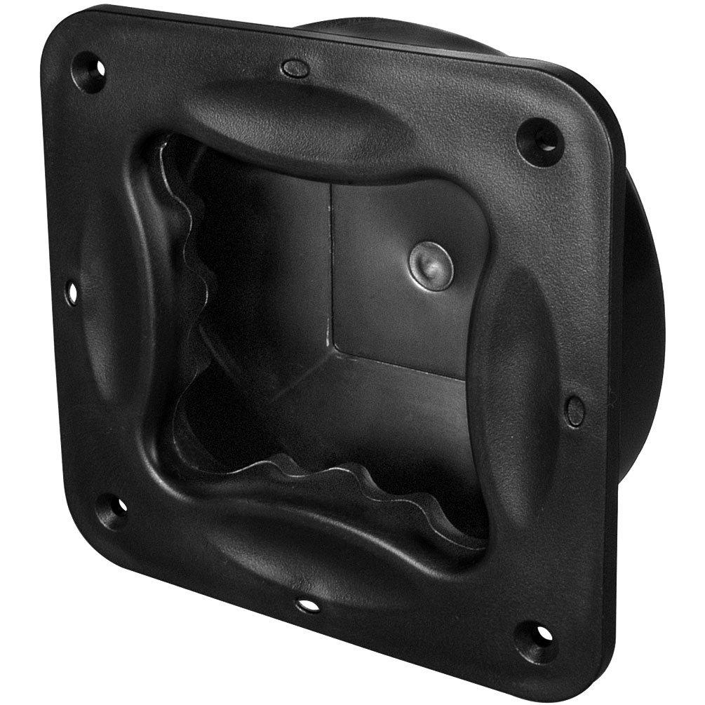 Parts Express Plastic Pocket Speaker Cabinet Handle 4-Sided
