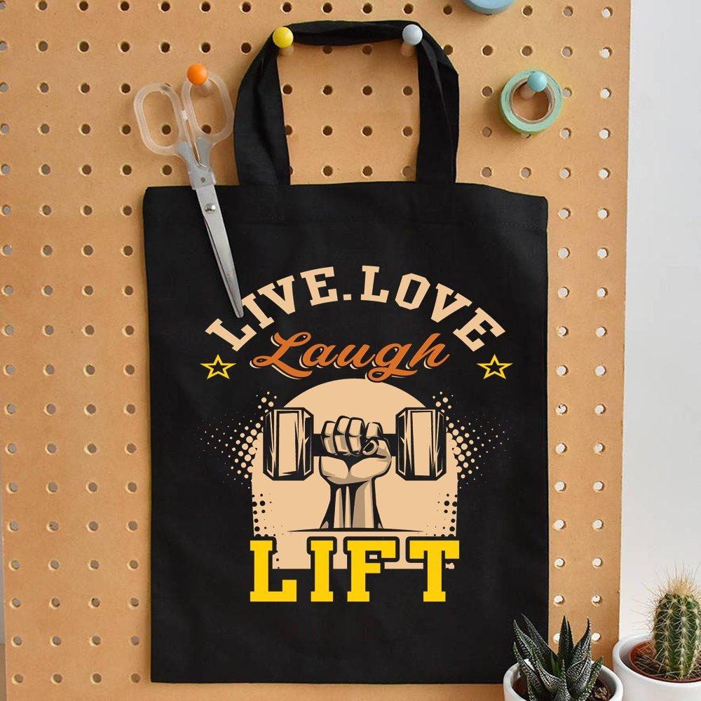 Amazon.com: Live, Love, Laugh, bolsos, Live, Love, Lift ...