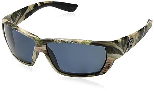 4b4782014b3e Costa Del Mar Tuna Alley Sunglasses, Mossy Oak Shadow Grass Blades Camo,  Gray 580P Lens: Amazon.ca: Sports & Outdoors