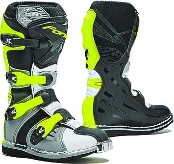 chaussures de sport 096e4 bf575 FORMA - Bottes moto enfant et junior COUGAR homologuee CE ...