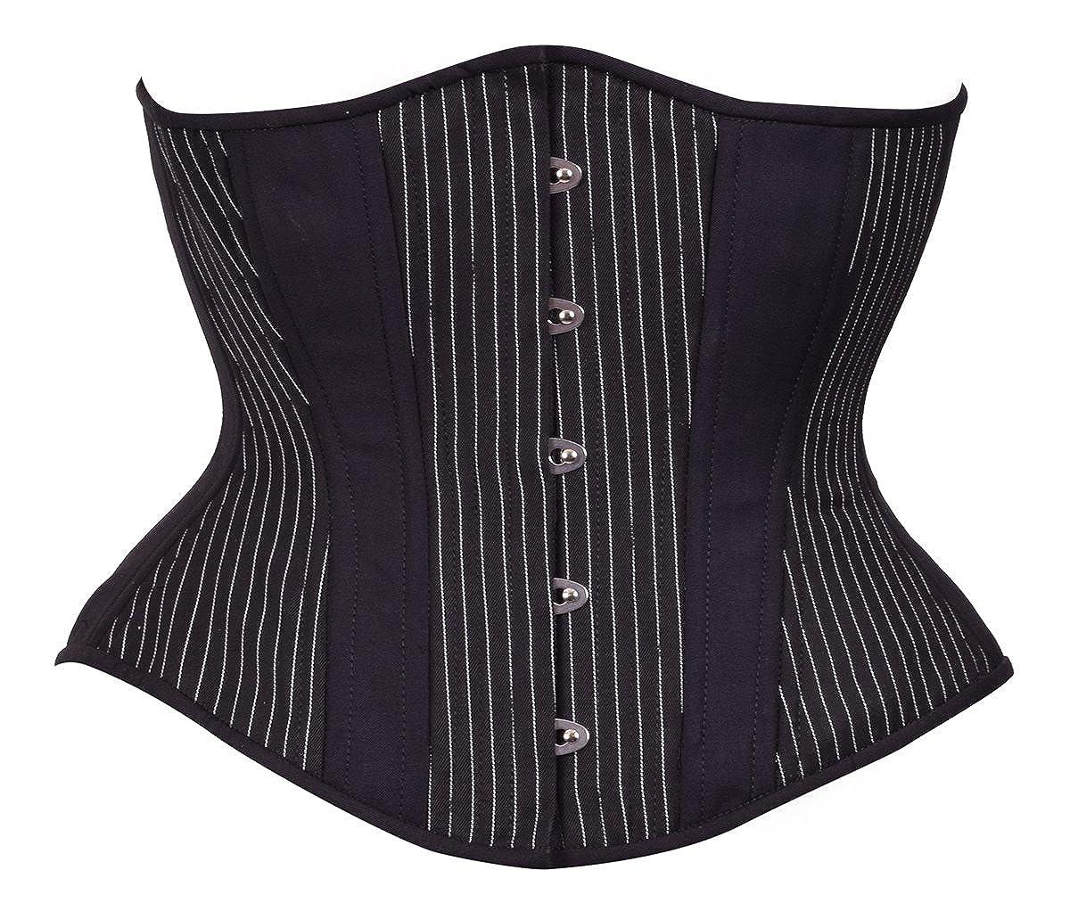 Timeless Trends Womens Steel Boned Waist Training Hourglass Corset TT-HG-R-$P