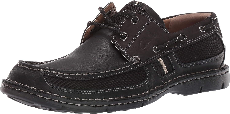 Clarks Men's Waterloo Boat Shoe