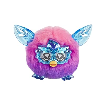 Furby Furblings Creature Plush, Pink/Purple: Toys & Games