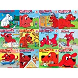 Clifford® All Year Pack: Goes to Dog School, Takes a Trip, Clifford the Big Red Dog, Clifford, We Love You, Birthday Party, C