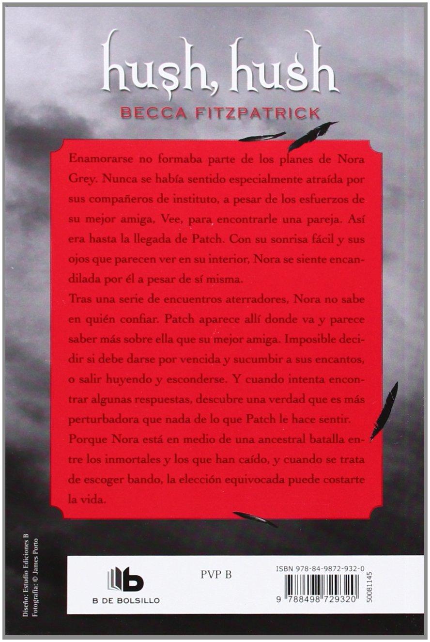 Hush, Hush (Saga Hush, Hush 1) [Idioma Spanish]: Amazon.es ...
