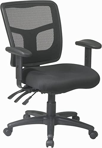 Office Star High Back ProGrid Back FreeFlex Seat