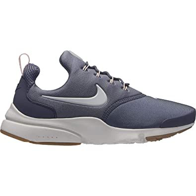 super popular 89edf b310d Nike Presto Fly Sz 6.5 Womens Running Light Carbon Summit White-Crimson  Tint Shoes