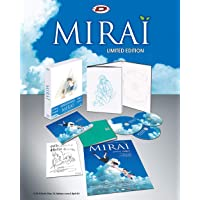 Mirai - Limited Edition Digipack Box