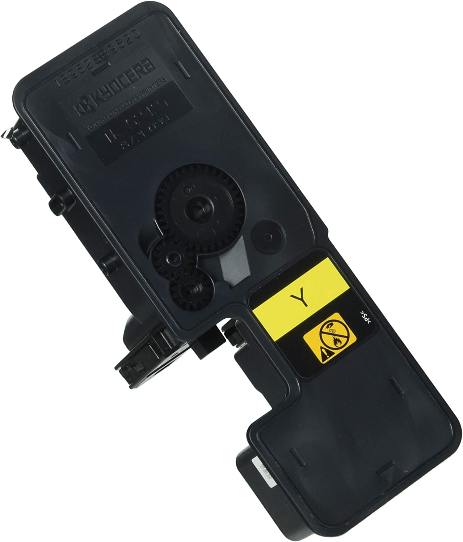 Up to 4000 Pages Kyocera 1T02R70US0 Model TK-5242K Black Toner Cartridge for M5526cdw// P5026cdw Genuine Kyocera