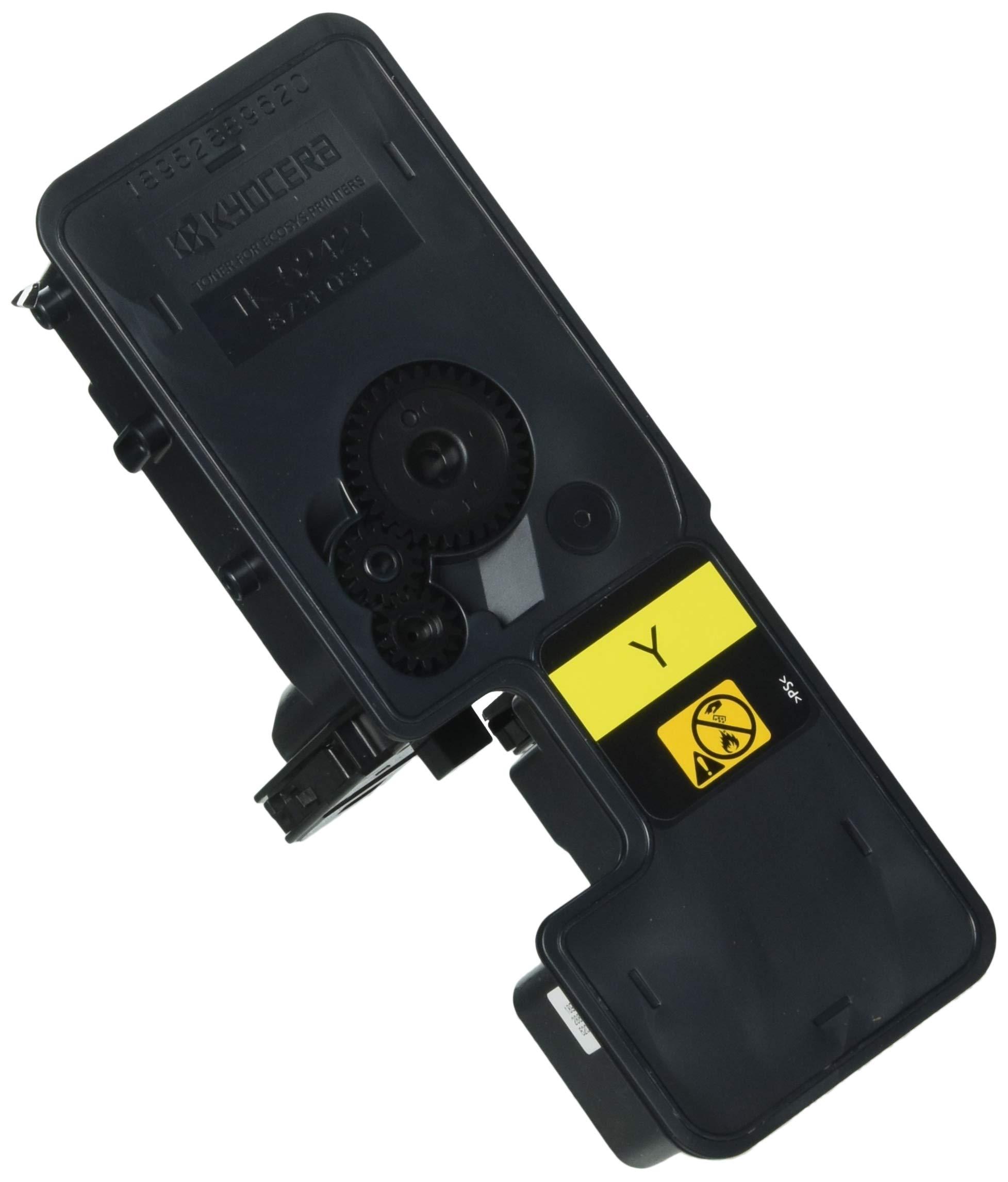 Toner Alternativo ( X1 ) Yellow 1T02R7AUS0 Model TK-5242Y P5026cdw / M5526cdw Genuine 3000-Paginas