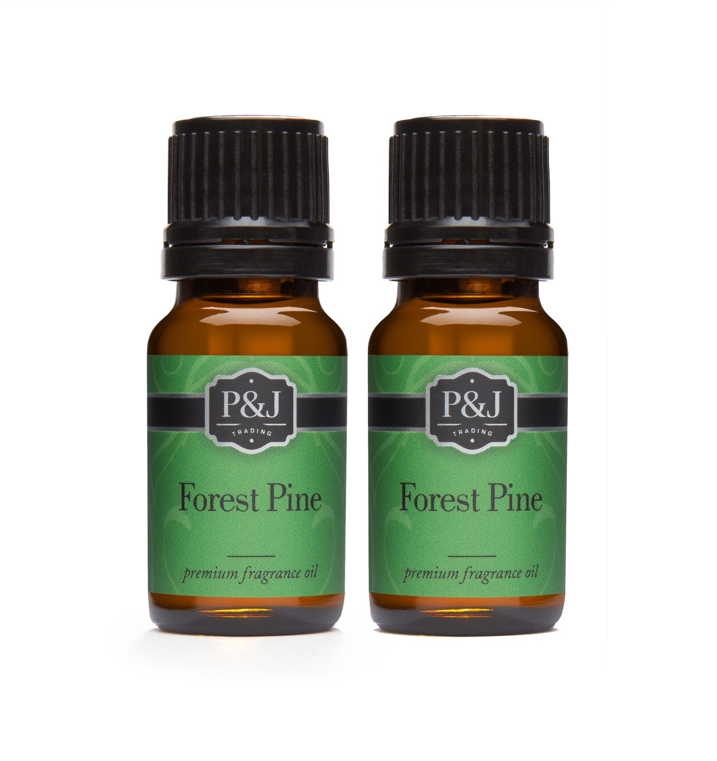 Forest Pine Fragrance Oil - Premium Grade Scented Oil - 10ml - 2-Pack