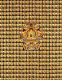 The Thousand Buddha Wall - Tibetan Thangka Painting