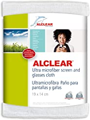 ALCLEAR 950003w Ultra-microfiber special Display Cloth for iPhone, iPad, iPod and Apple