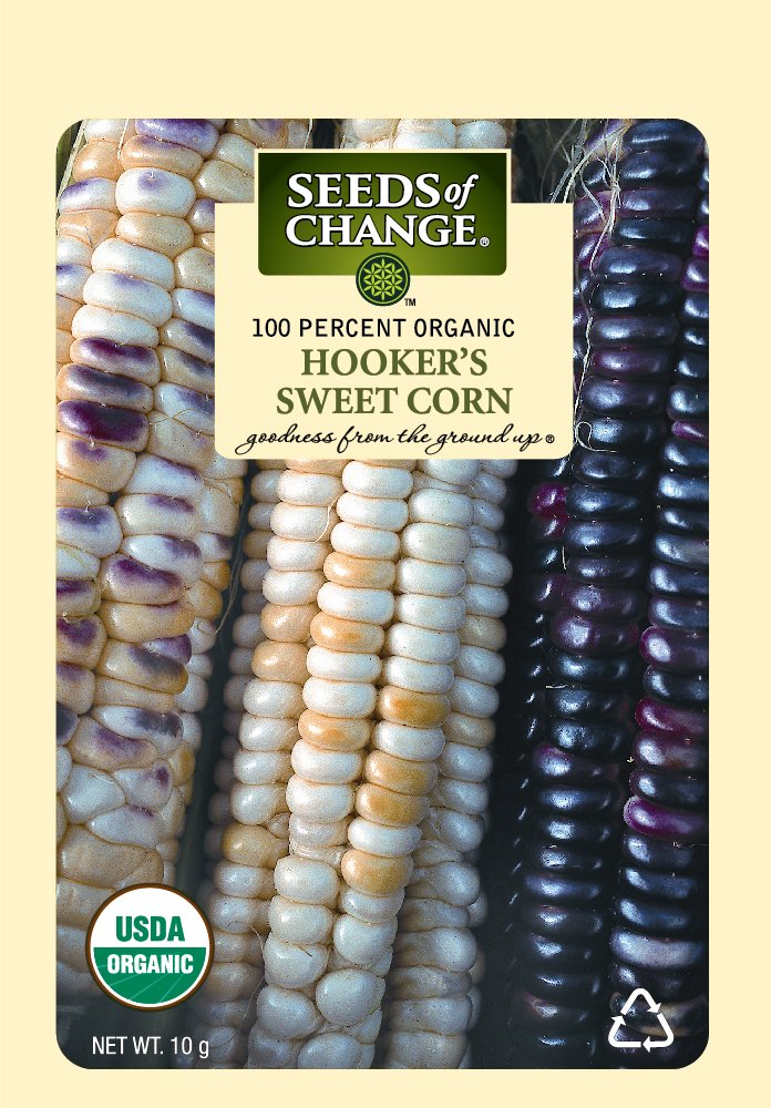Seeds Of Change 1018 Certified Organic Hookers