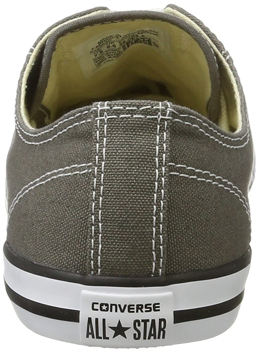 ac74a970a4f9 Converse Women s All Star Dainty Ox Low-Top Sneakers  Amazon.co.uk  Shoes    Bags