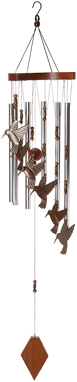 Home Locomotion Hummingbird Cascading Windchime 32054474
