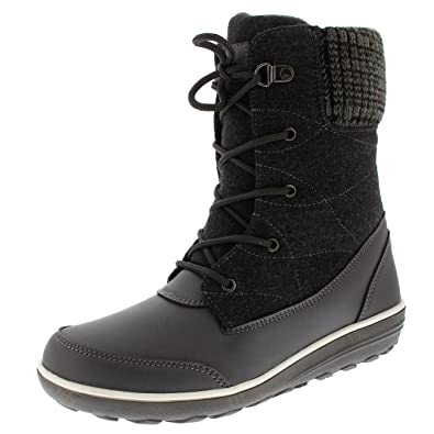 Womens Snow Duck Winter Durable Thermal Waterproof Ankle Boots